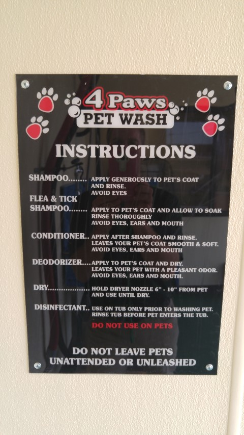 24 hr wash more instructions